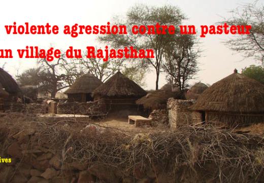 Inde : un pasteur violemment agressé dans le Rajasthan
