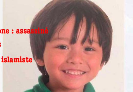 Barcelone : Julian, catholique de 7 ans, assassiné par un islamiste…