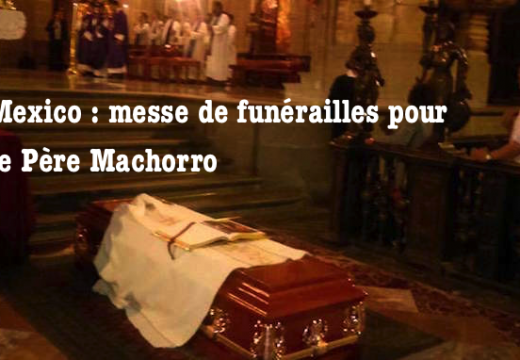 Mexique : l'agresseur du Père Machorro sera jugé pour assassinat