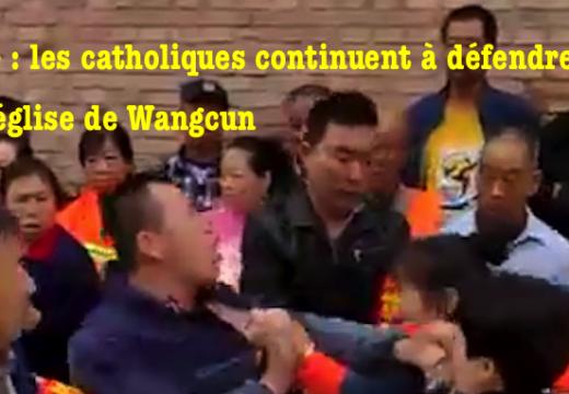 Chine : les catholiques poursuivent leurs vigiles de prière à Wangcun