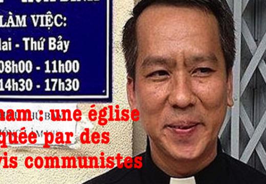 Vietnam : une paroisse catholique attaquée par des nervis communistes