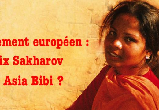 Le prix Sakharov 2017 pour Asia Bibi ?