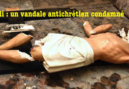 Chili : un vandale antichrétien sévèrement condamné