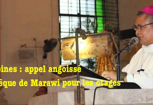 Philippines : appel angoissé de l'évêque de Marawi