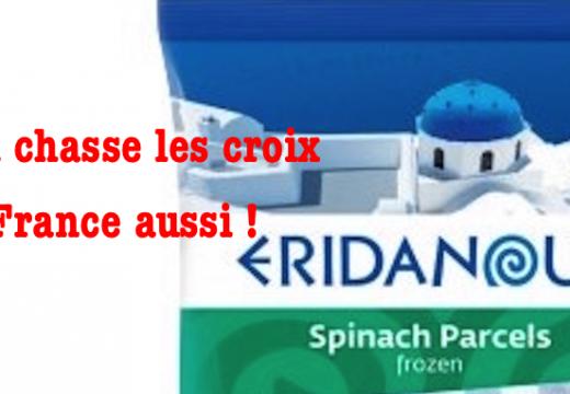 Lidl : la chasse aux croix en France aussi !