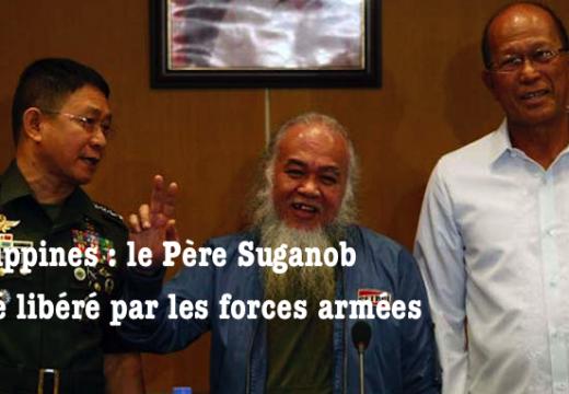 Philippines : le Père Teresito Suganob est libre
