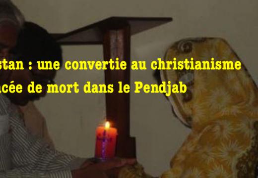 Pakistan : une convertie et sa famille chrétienne en grand danger