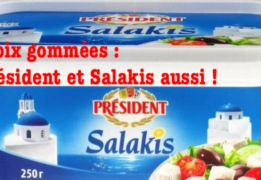 Croix gommées : Président et Salakis aussi !