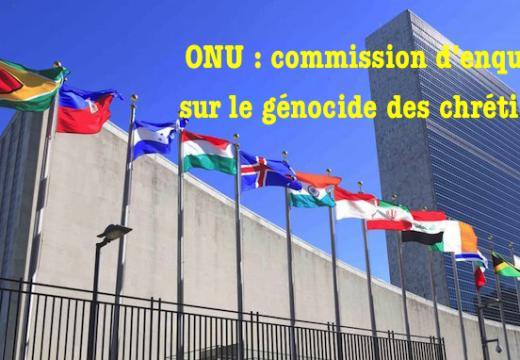 ONU : le Conseil de sécurité et le génocide des chrétiens