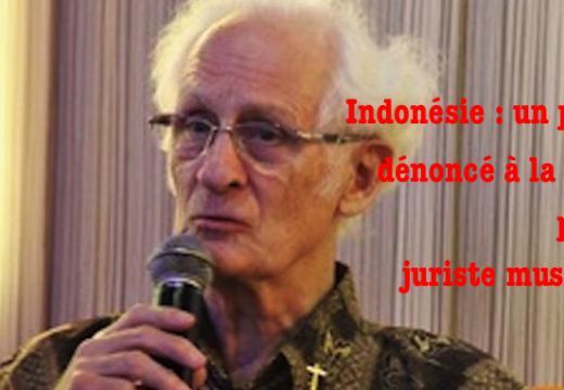 Indonésie : un prêtre dénoncé à la police pour avoir critiqué un musulman