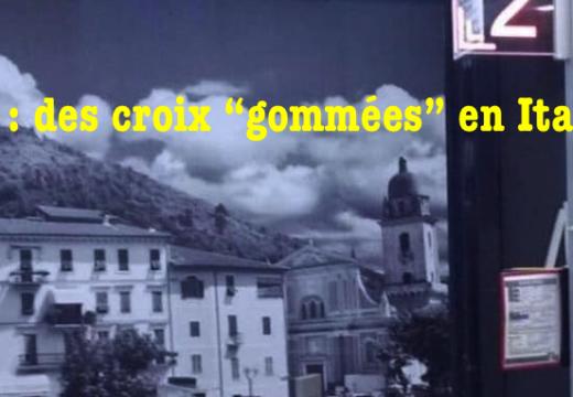 Lidl continue à effacer les croix : en Italie cette fois…