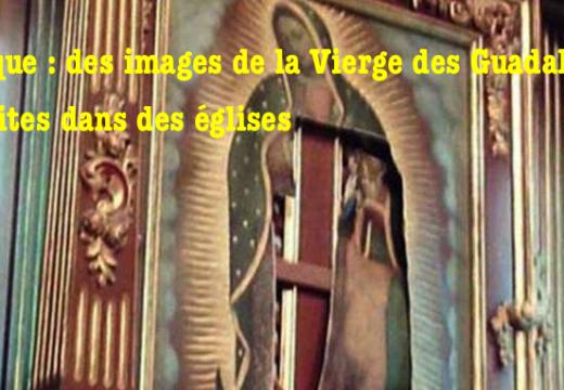 Mexique : un tableau de la Vierge détruit dans la cathédrale de Tempico