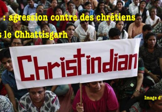 Inde : violente agression contre des chrétiens dans le Chhattisgarh