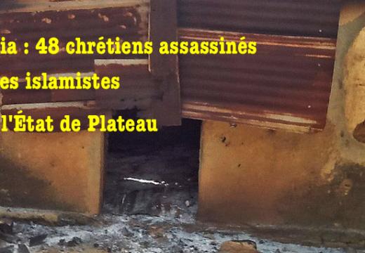 Nigéria : 13 localités chrétiennes attaquées 48 chrétiens tués