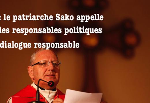 Patriarche Sako : un appel pressant aux responsables politiques irakiens