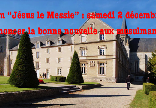 Abbaye Saint-Martin de Ligugé : annoncer la bonne nouvelle aux musulmans
