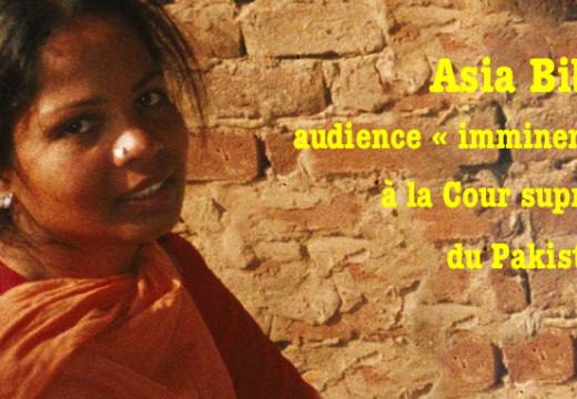 Asia Bibi : audience imminente à la Cour suprême ?