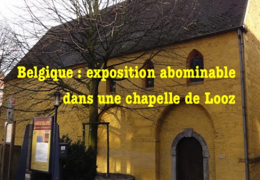 Belgique : abomination dans la maison de Dieu