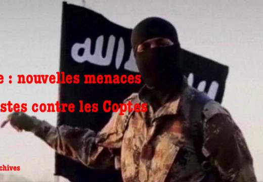 Égypte : menaces islamistes contre les Coptes