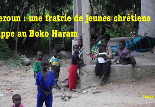 Cameroun : une fratrie de six jeunes chrétiens échappe au Boko Haram