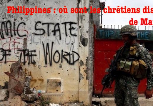 Marawi : pas de nouvelles des chrétiens disparus