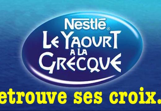 Yaos de Nestlé : les coupoles de l'Anastasis retrouvent leurs croix
