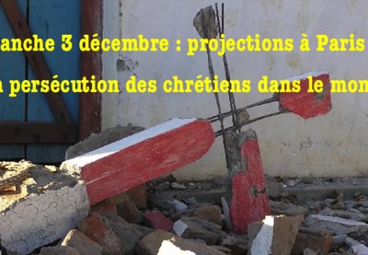 Film : La persécution des chrétiens dans le monde