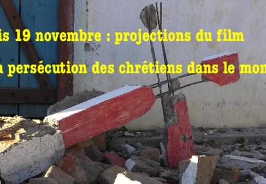Film : « La persécution des chrétiens aujourd'hui dans le monde »