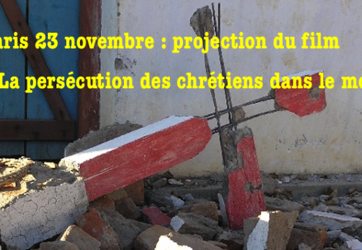 Film : la persécution des chrétiens aujourd'hui dans le monde