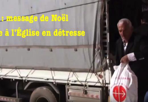 Vidéo : message de Noël d'Aide à l'Église en détresse