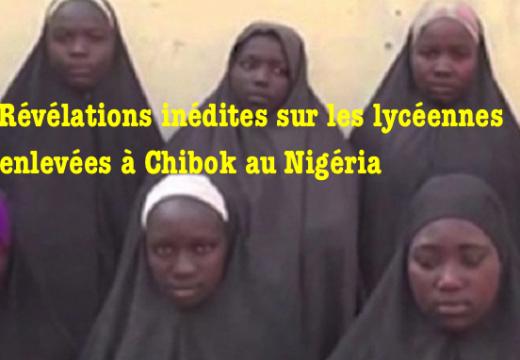 Des précisions inédites sur les lycéennes enlevées à Chibok au Nigéria