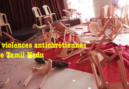 Inde : encore des violences antichrétiennes dans le Tamil Nadu