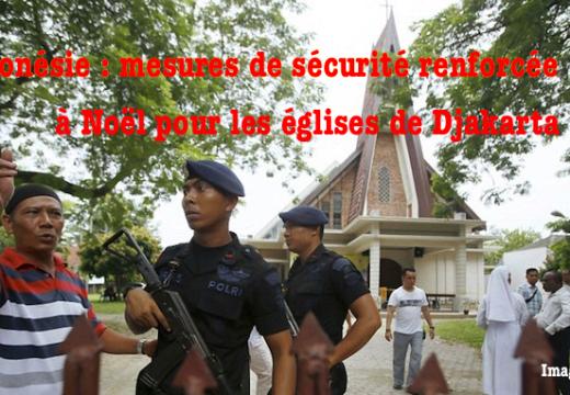 Indonésie : inquiétude pour les fêtes chrétiennes de Noël à Djakarta