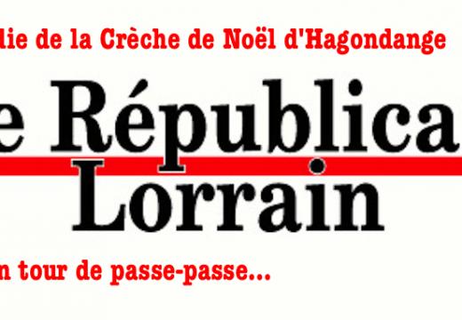 Hagondange : le tour de passe-passe du Républicain Lorrain