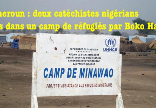 Cameroun : deux catéchistes nigérians tués par Boko Haram