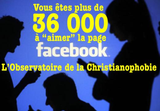 """Plus de 36 000 lecteurs """"aiment"""" notre page Facebook"""