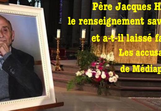 Père Jacques Hamel : la DRPP a-t-elle failli ?
