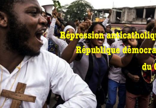 RDC : répression et assassinats de catholiques