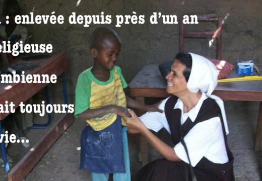 Mali : Sœur Gloria Cecilia Narvaez Argoti serait toujours en vie