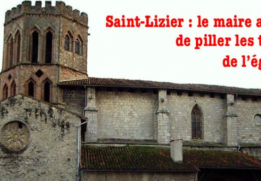 Ariège : un maire suspecté de piller les troncs de l'église de la commune