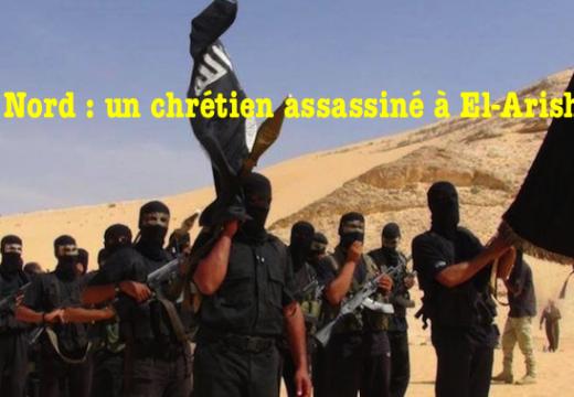 Égypte : encore un chrétien abattu dans le Sinaï