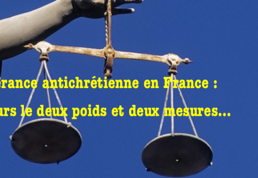 En France, les chrétiens victimes oubliées de l'intolérance…