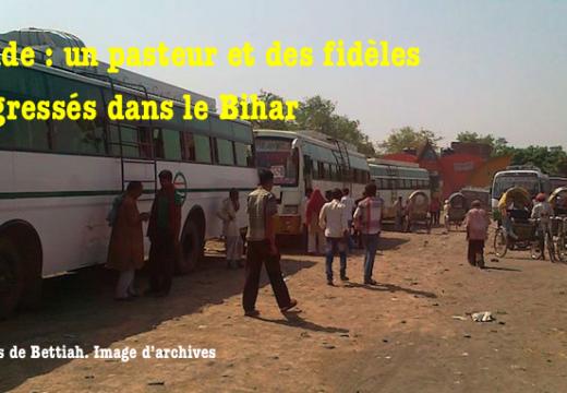 Inde : un pasteur et des chrétiens agressés dans le Bihar
