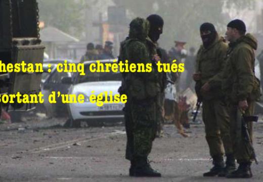 Daguestan : attentat islamiste contre une église orthodoxe
