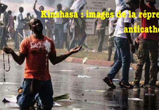RDC : tristes images pour un dimanche…
