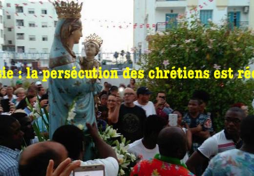 La persécution des chrétiens est réelle en Tunisie