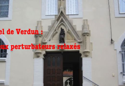 Verdun : les perturbateurs musulmans d'un office religieux relaxés