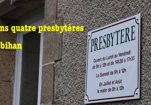 Morbihan : série de vols dans des presbytères