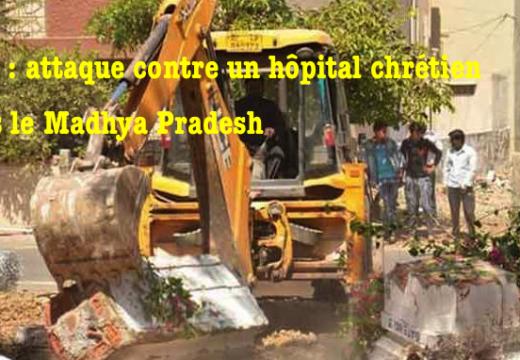 Inde : violences contre un hôpital chrétien dans le Madhya Pradesh