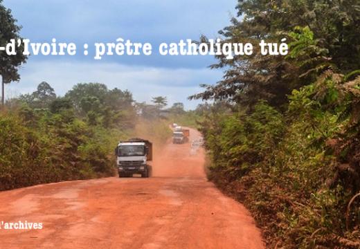 Côte-d'Ivoire : un prêtre catholique assassiné